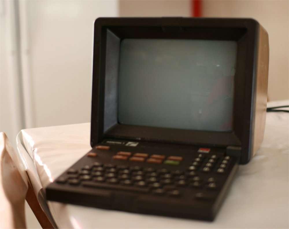 Un Minitel tel qu'il a été distribué à des millions de foyers français à partir de 1982. © Nicolas Nova/Flickr, Licence Creative Commons (by-nc-sa 2.0)