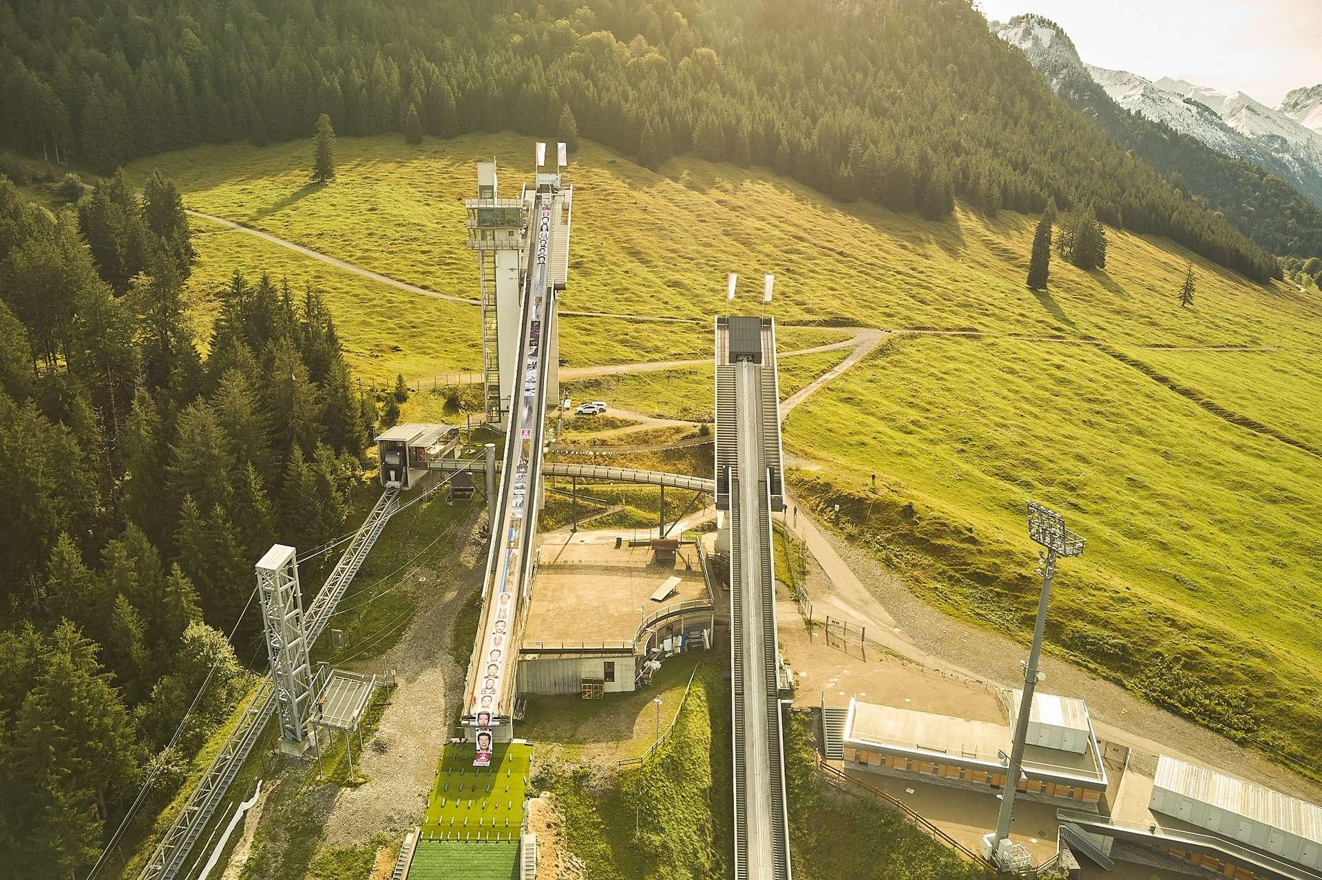 La photo mesurant 109 mètres de long a nécessité 1,37 litre d'encre et 16 heures d'impression. © Jochen Kohl, K2 Studio