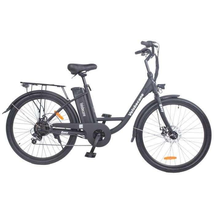 Vélo électrique 26' Velobecane à 559,99 € © Cdiscount