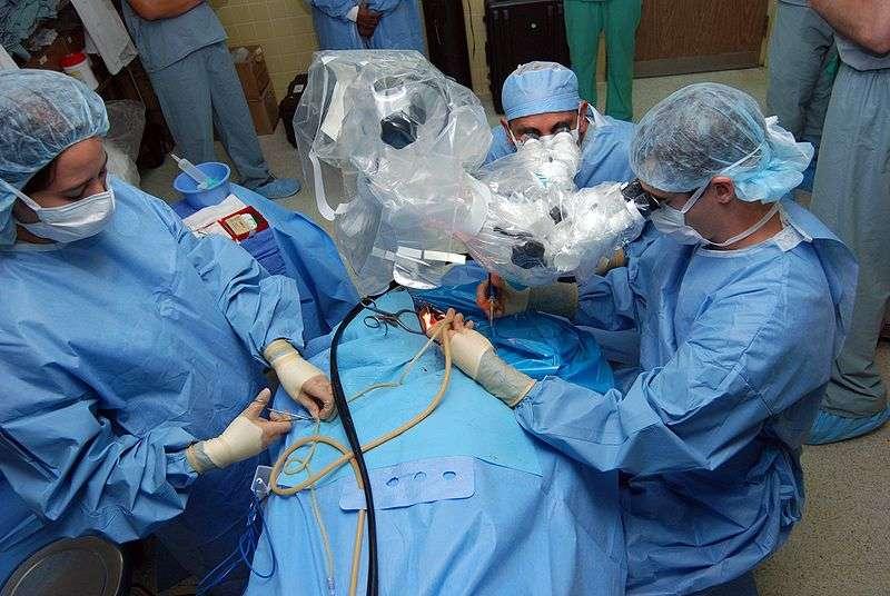 Les techniques des greffes de trachée se sont améliorées, notamment grâce aux travaux de deux chirurgiens français. © DR