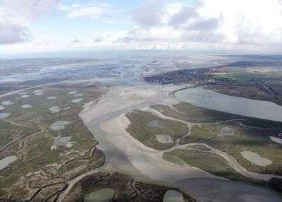 La baie de Somme s'est vue attribuer le label Grand site de France ! © DR