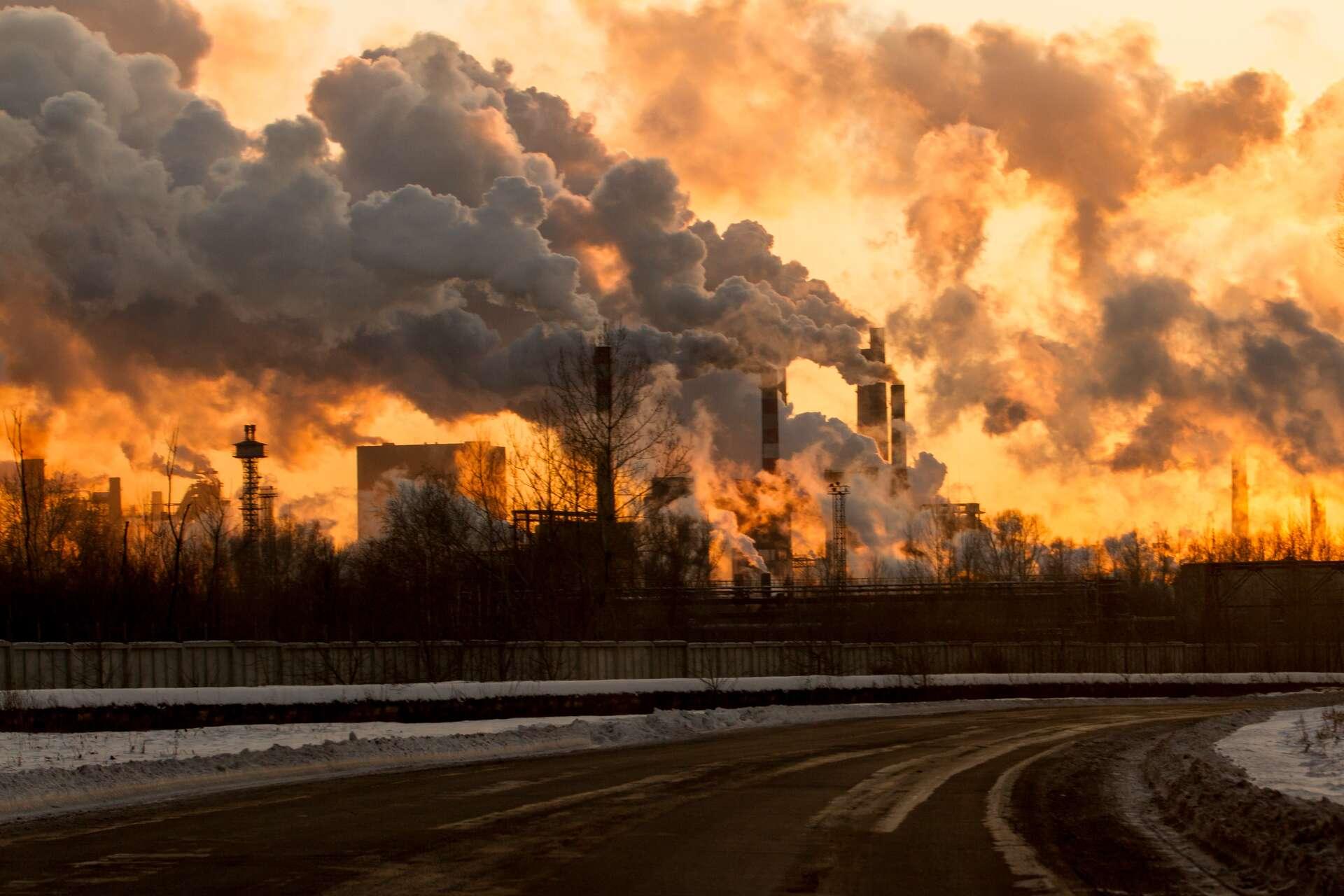 L'activité humaine à l'origine du réchauffement climatique menace la planète. © adydyka2780, Adobe Stock