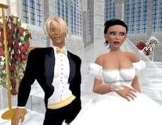 Vers des mariages virtuels ?