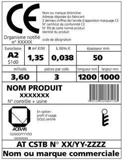 Certification ACERMI. Crédits DR.