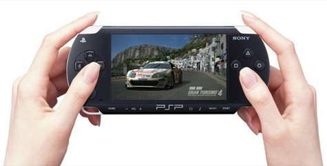 La PSP de Sony