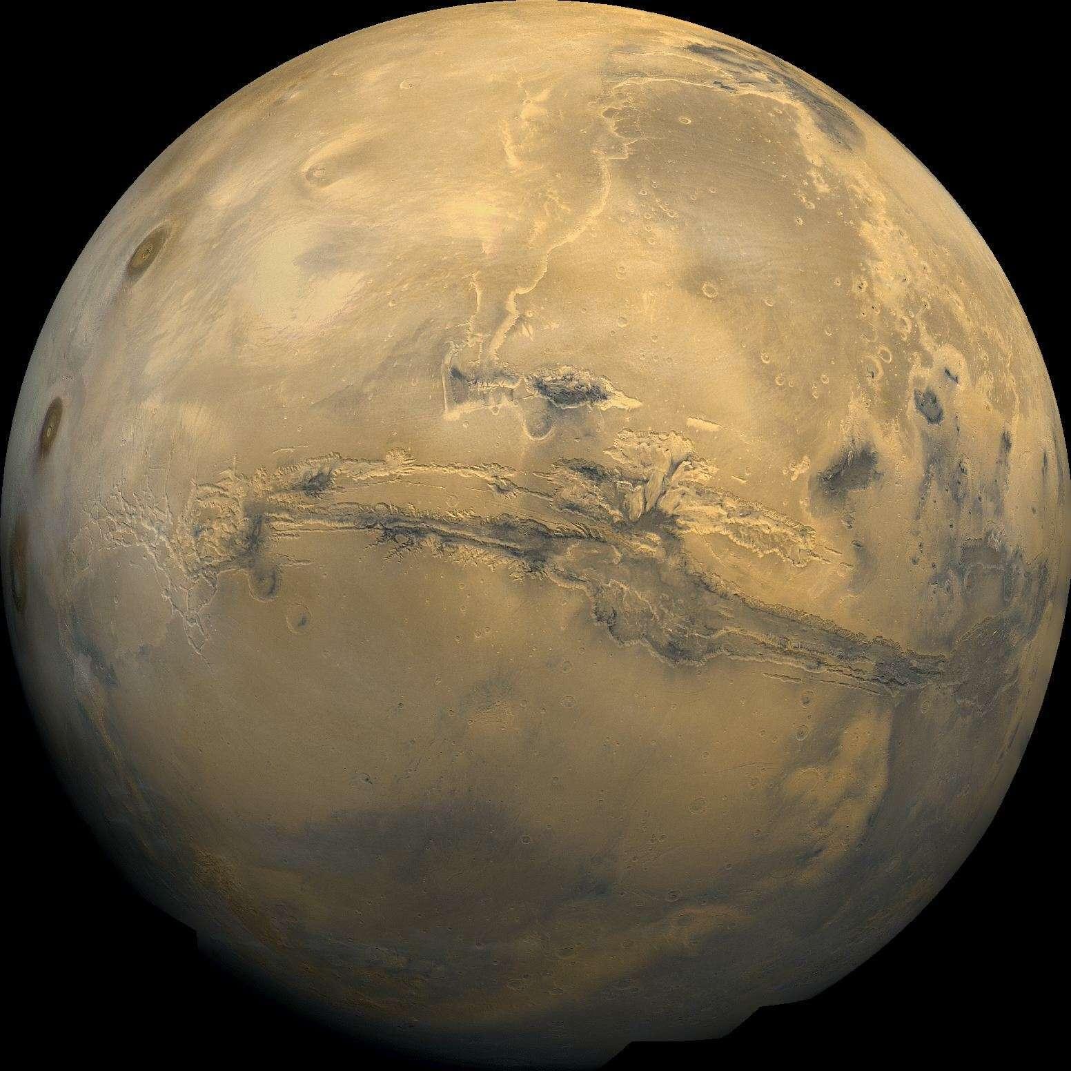 Viking, Sojourner, Spirit, Opportunity et bientôt Curiosity : la planète Mars fait toujours recette. © Nasa