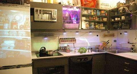La cuisine du futur !