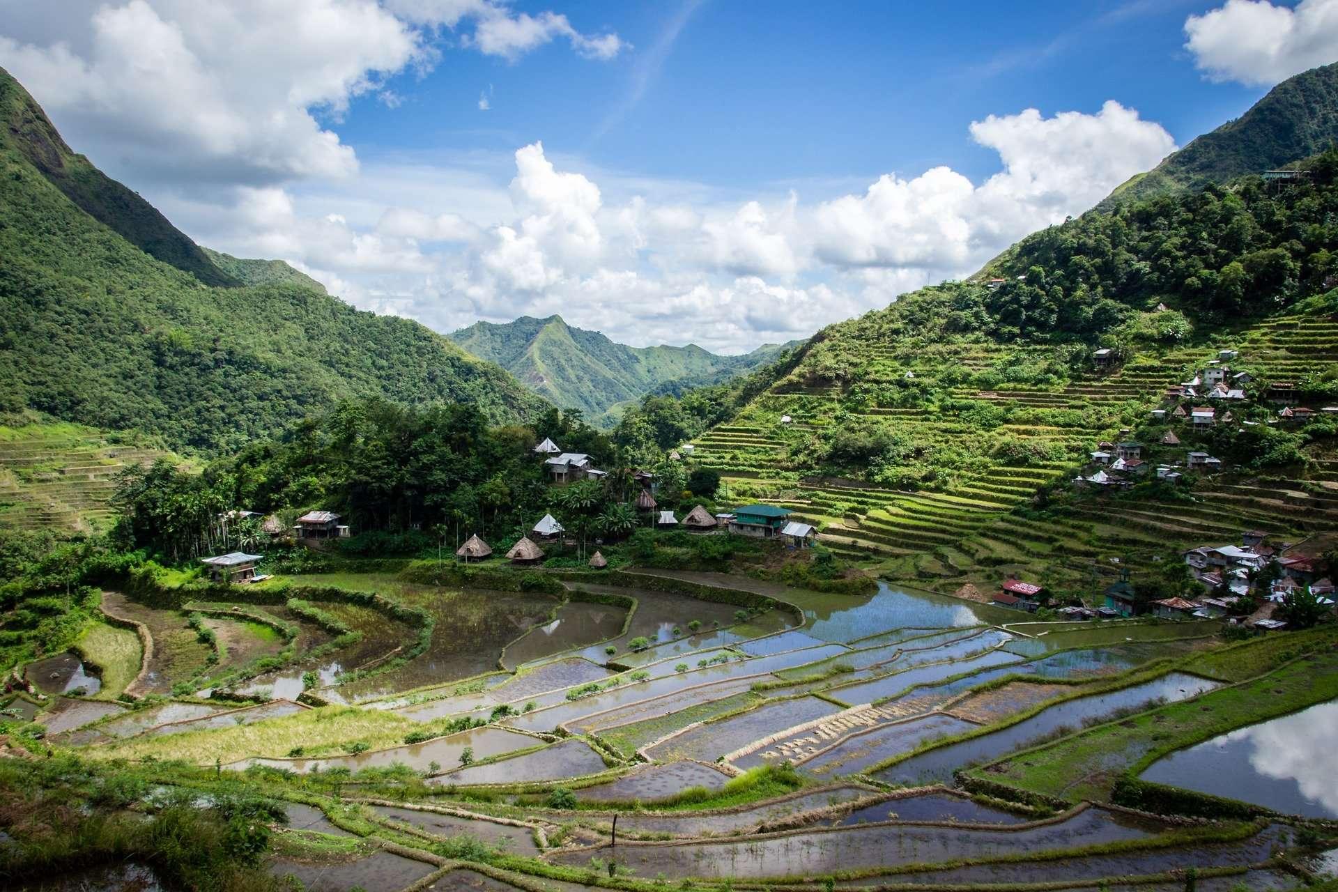 Paysage des Philippines. © lester56, Pixabay