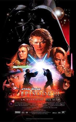 Star Wars Episode III - La Revanche des Sith