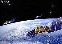 Galileo - vue d'artiste
