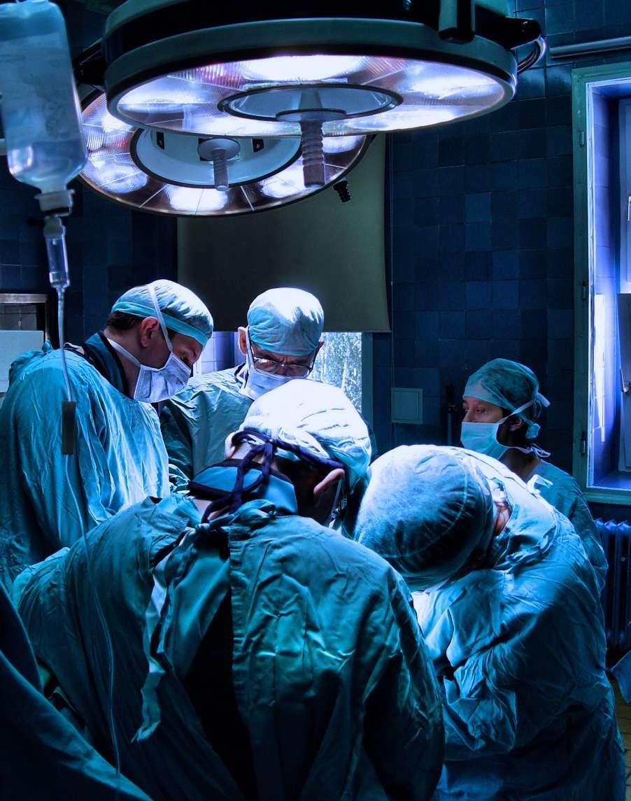 Bien qu'il y ait de plus en plus de greffes pratiquées chaque année en France, 2012 étant l'année record, les personnes en besoin de transplantation sont de plus en plus nombreuses. La situation sanitaire reste donc plutôt critique. © Brasiliao, shutterstock.com