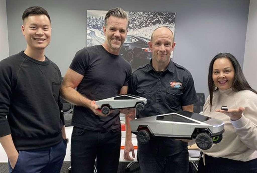 Tesla Cybertruck : Hot Wheels décline le pickup électrique d'Elon Musk en jouet