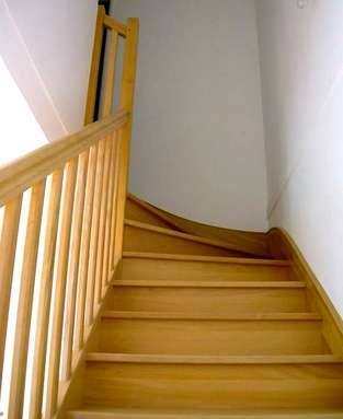 Marches d'escalier. © entre_parenthese