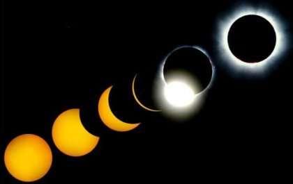 Eclipse Totale de Soleil - 11 Août 1999