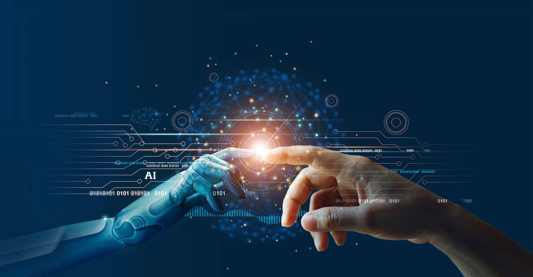 Ce mardi 1er décembre 2020, les Electric Days et Yann LeCun, Chief IA Scientist de Facebook, nous donnent rendez-vous à 14 heures 45 pour imaginer comme l'intelligence artificielle peut agir comme un accélérateur de la transition énergétique. © ipopba, Adobe Stock