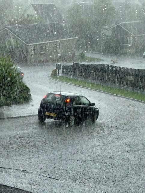 Le processus de Bergeron est à l'origine de la pluie. © Iain Farquhar, Geograph CC by-sa 2.0