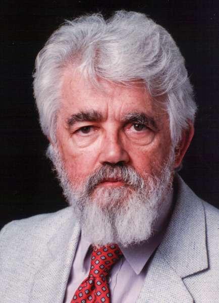 John McCarthy, pionnier de l'intelligence artificielle, a pris sa retraite en 2001. © Stanford University