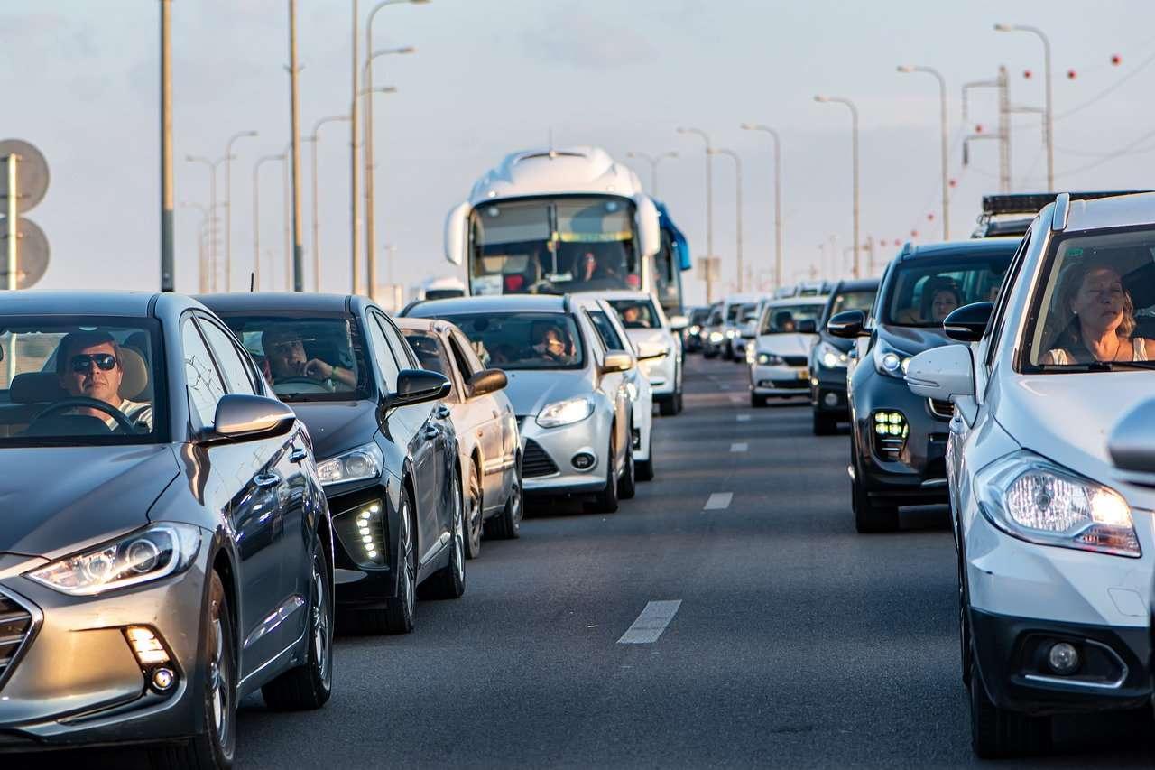 Un jour peut-être, l'informatique quantique sera notre meilleure alliée pour échapper aux embouteillages. © Ri Buto, Pixabay