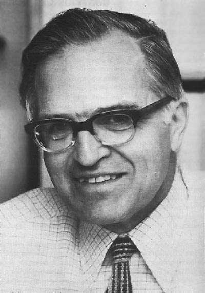Aage Niels Bohr (1922–2009). Crédit : Niels Bohr Institute
