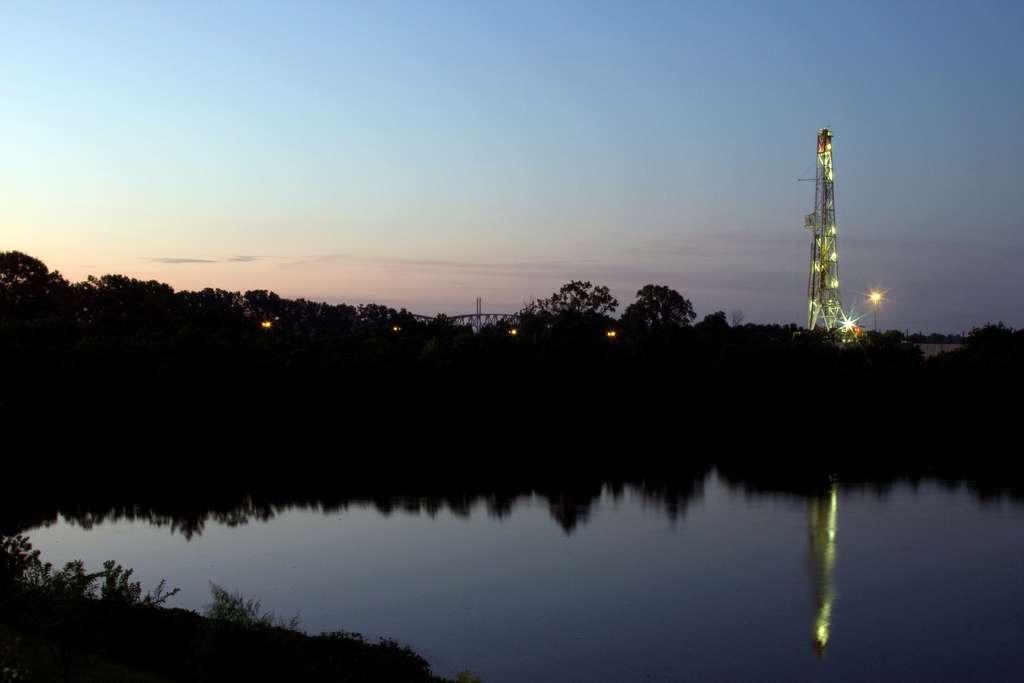 En 2009, les États-Unis ont produit 624 milliards de m3 de gaz naturel. © danielfoster437, Flickr, cc by nc sa 2.0