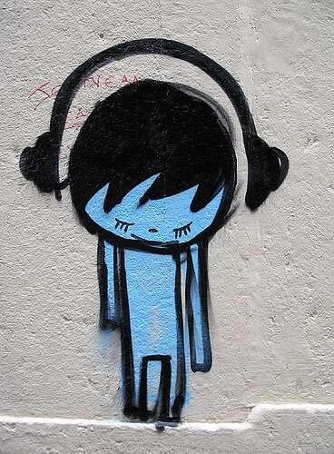 Il suffit de baisser un peu le son... © Biphop / Flickr - Licence Creative Common (by-nc-sa 2.0)