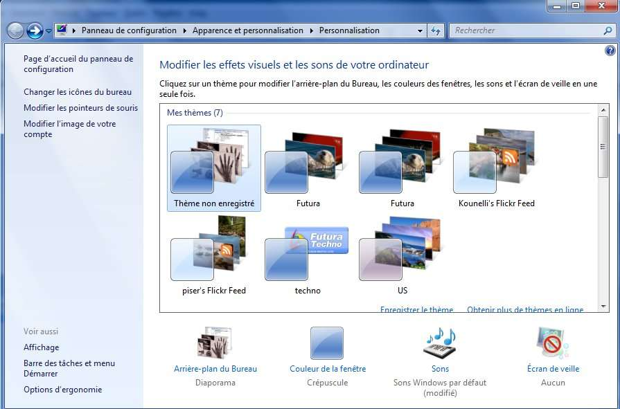 Windows 7 Une Plethore De Fonds D Ecran