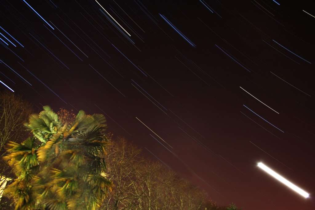 Filé de Lune et d'étoiles. © Julien Chauveau