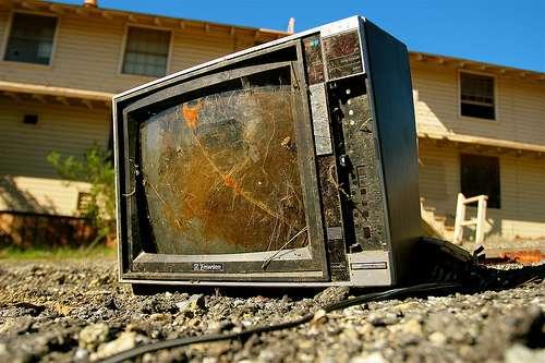 Une sorte de prime à la casse pour les téléviseurs... © 4Pizon / Flickr - Licence Creative Common (by-nc-sa 2.0)