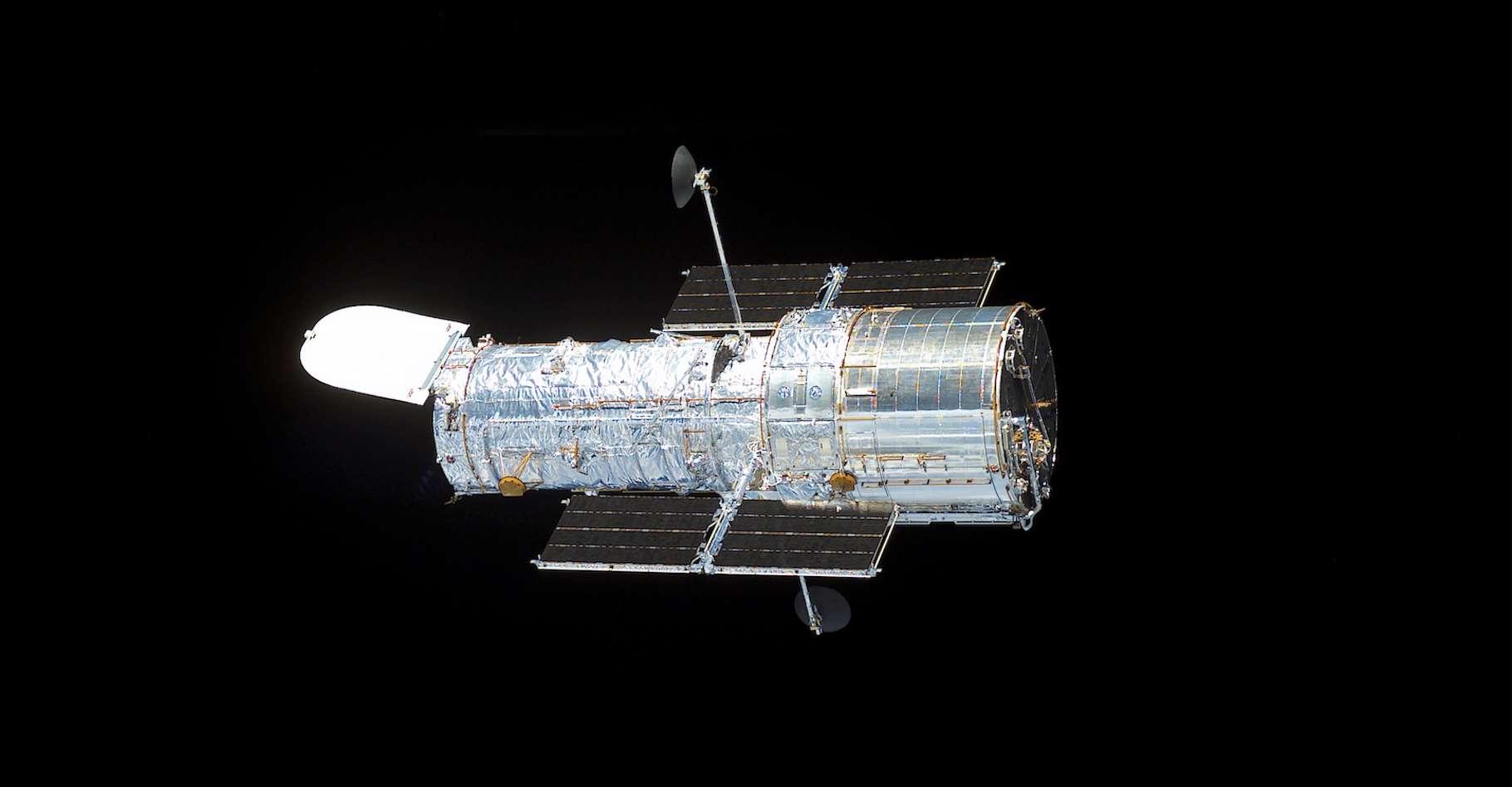 Le télescope spatial Hubble fêtera, ce vendredi 24 avril 2020, 30 années passées à observer l'Univers. © Nasa, ESA, Hubble