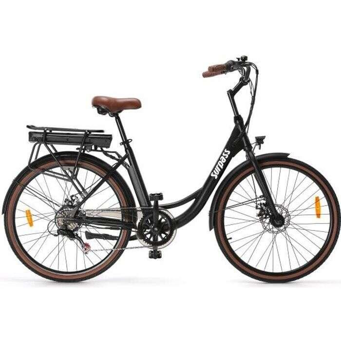Bon plan : le vélo électrique Surpass © Cdiscount
