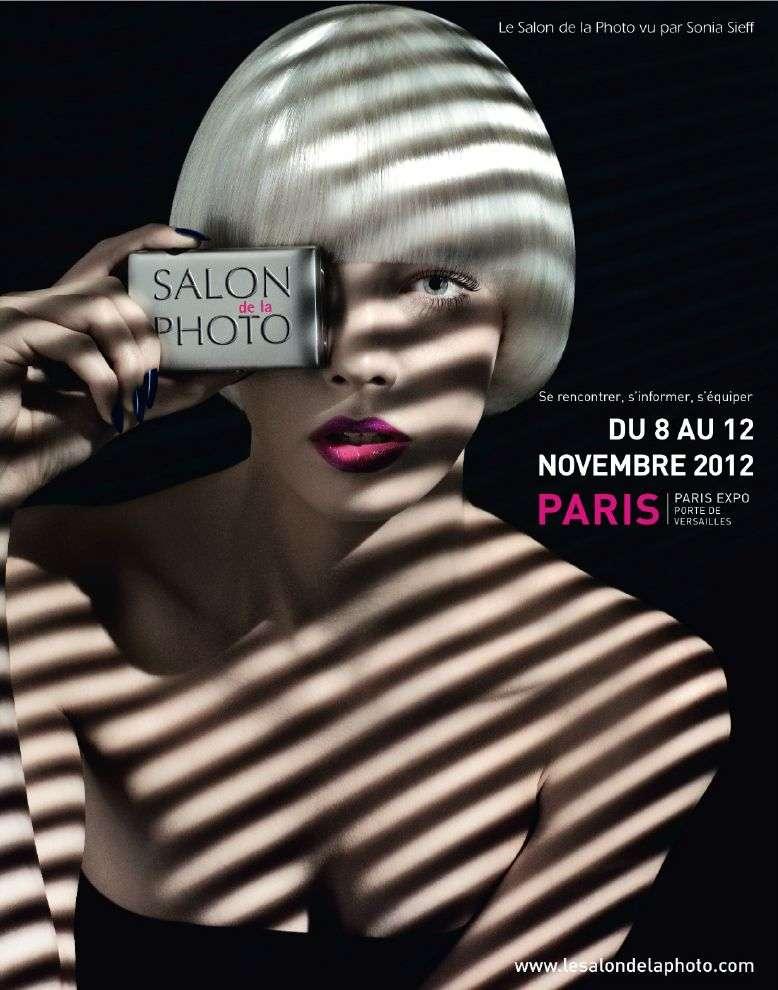 Sonia Sieff a réalisé l'affiche du Salon de la photo 2012, qui aura lieu du 8 au 11 novembre. © DR