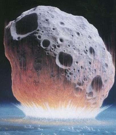 Astéroïde tueur