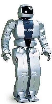 Le robot coréen Hubo