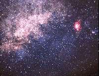 Découverte de sucre dans la partie froide du nuage de gaz et de poussière Sagittarius