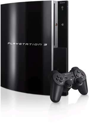 Une PlayStation 3. Crédit : Sony
