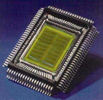 Décès de l'inventeur des circuits intégrés