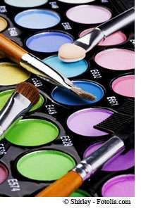 Les cosmétiques, à surveiller pour qui tient à sa peau... © Shirley / Fotolia