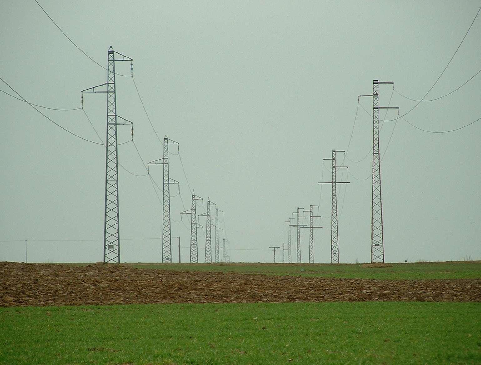 L'effacement de la consommation électrique participe au maintien de l'équilibre du réseau. © Olivier Bacquet, Flickr, CC by 2.0