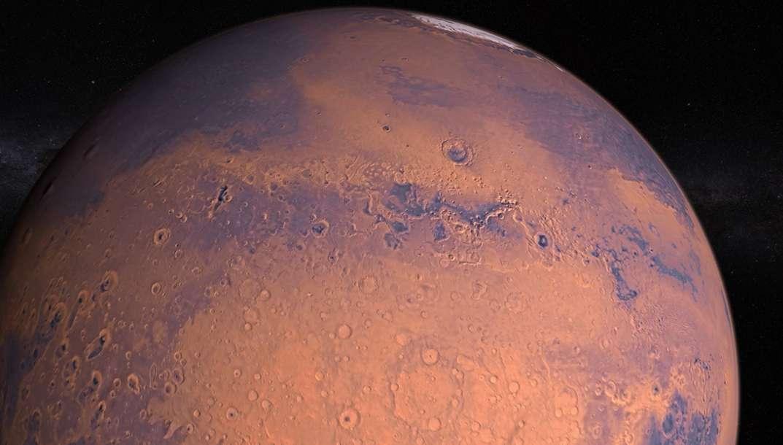Mars, la Planète rouge bientôt à la portée de l'Homme