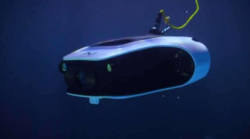 Navatics Mito : un drone sous-marin aussi à l'aise dans l'eau qu'un poisson