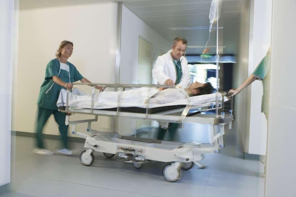 La musique – quelle qu'elle soit, pourvu qu'elle plaise au patient – atténue l'angoisse et la douleur avant, pendant ou après une intervention chirurgicale, mais particulièrement avant. C'est ce que montré une méta-étude britannique, qu'il reste à exploiter... © bikeriderlondon, shutterstock.com