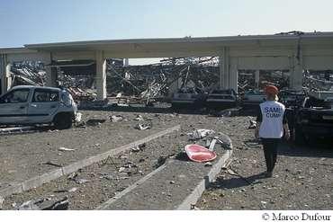 Le 21 septembre 2001, l'explosion de l'usine AZF avait fait 31 morts. © Marco Dufour