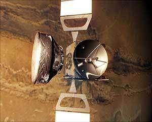Concept exploratoire de la sonde ExoMarsCrédits : ESA / AEOS - Medialab