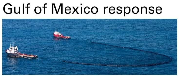 Après la réussite d'un colmatage provisoire, les opérations ne sont pas terminées pour mettre fin à la marée noire en cours dans le golfe du Mexique. BP, sur son site, détaille les travaux en cours, alors que le groupe britannique fait l'objet de critiques très vives aux Etats-Unis. © BP