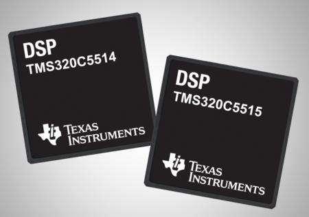 L'américain Texas Instruments est un des leaders mondiaux de la fabrication de DSP. © Texas Instruments