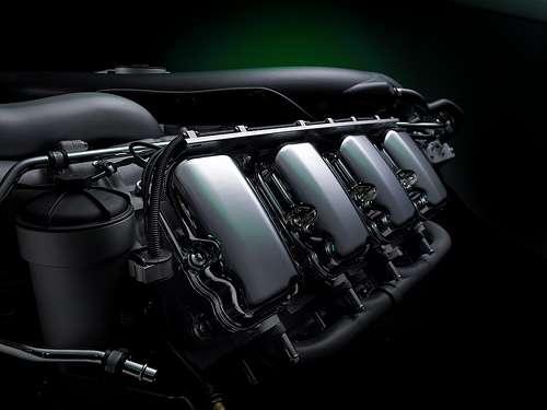 Le downsizing vise à améliorer l'efficacité des moteurs en réduisant leur cylindrée sans réduire leur puissance. © Scania Group CC by-nc-nd