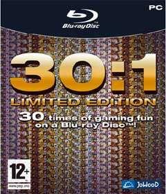 "La compilation ""30:1 Blu-Ray Compilation""."