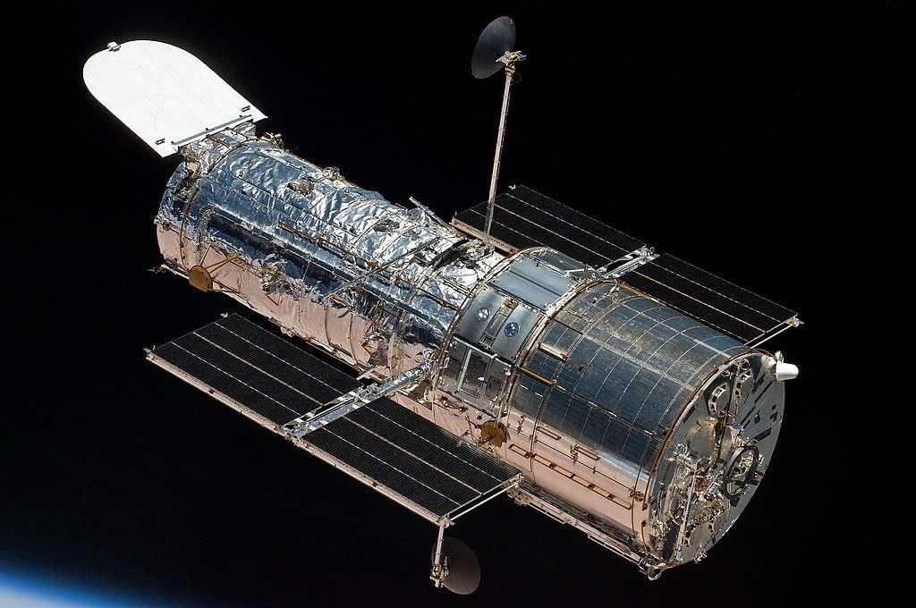 À l'arrêt après une défaillance de gyroscope depuis le 5 octobre, Hubble est de nouveau opérationnel a annoncé la Nasa. © Nasa