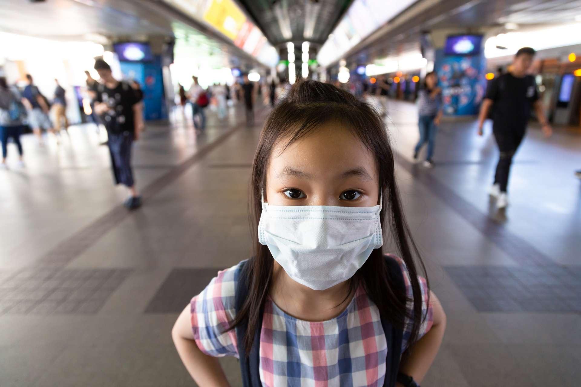 Le virus, dont le foyer semble provenir de Chine, pourrait être sorti d'Asie et s'être propagé en Australie. © Satjawat, Adobe Stock