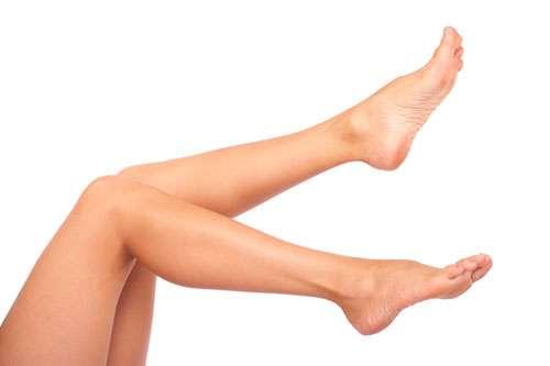 Les varices se forment principalement sur les jambes. © o5com, Flickr, CC by 2.0